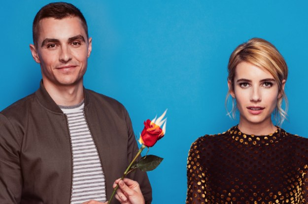 Dave Franco And Emma Roberts Get Real In A Game Of Truth -6571