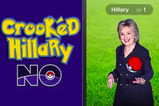 welcome to the pokemon go election 2 840 1468531672 0_dblbig welcome to the pok�mon go election,Pokemon Go To The Polls Meme