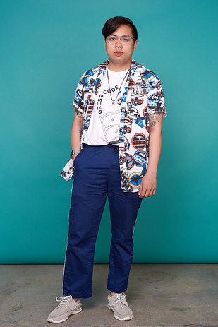 We Asked 12 Men To Style Hawaiian Shirts And This Is What