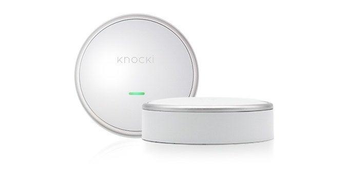 ¡Golpea tres veces en el techo si quieres encontrar tu teléfono, dos veces en el tubo si es necesario ajustar la temperatura! Knocki convertirá cualquier superficie en un control remoto para muchos de los dispositivos que hay en tu casa.
