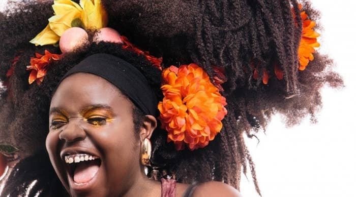 Leeds-based Selina Thompson is a brilliantly creative artist and performer who has executed shows in theaters all over the UK. Her 2015 project Dark & Lovely was a massive hit that explored the the cultural and social debate surrounding Black hair. And there is a lot of it to explore.