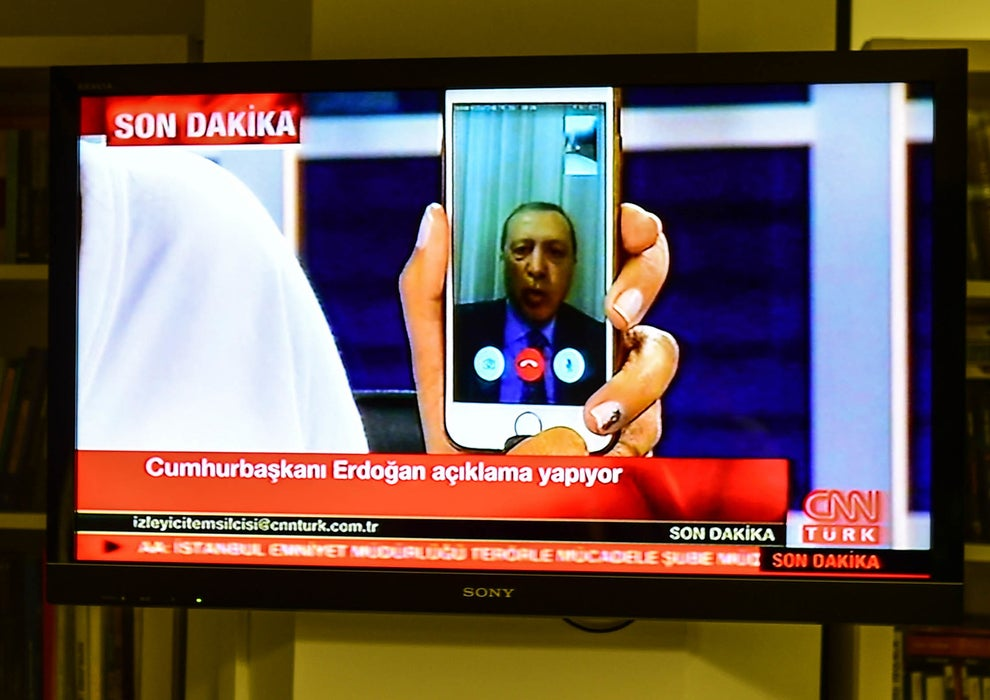 Turkey     s President Hated The Internet Until It Helped Save Him