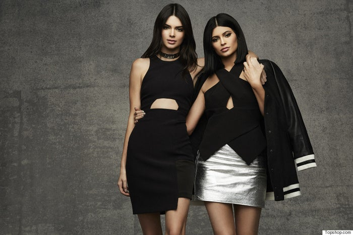 """""""Our handbag collection is super modern and pairs really well with pieces from our Kendall + Kylie ready-to-wear and shoe collection for fall,"""" Kylie said in a statement."""