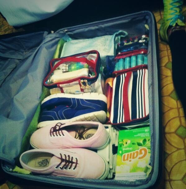 Esta maleta.
