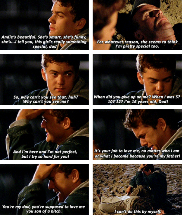 """17 """"Dawson's Creek"""" Moments That'll Still Leave You Emotionally Wrecked"""