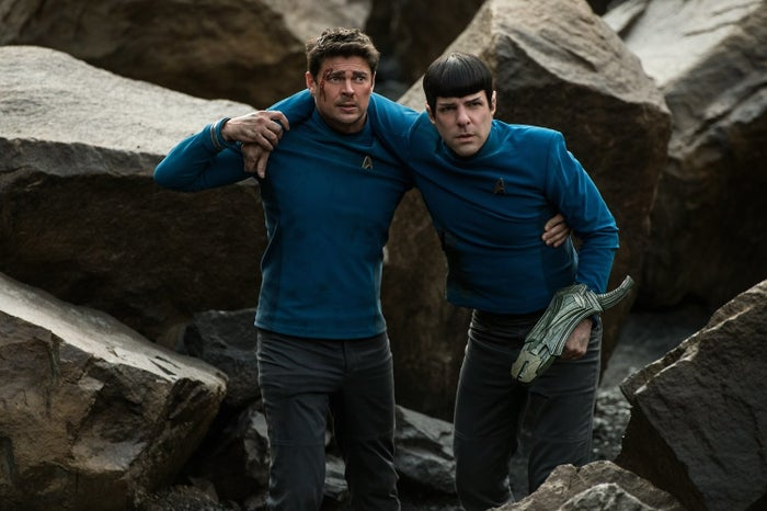 Urban and Quinto in Beyond.