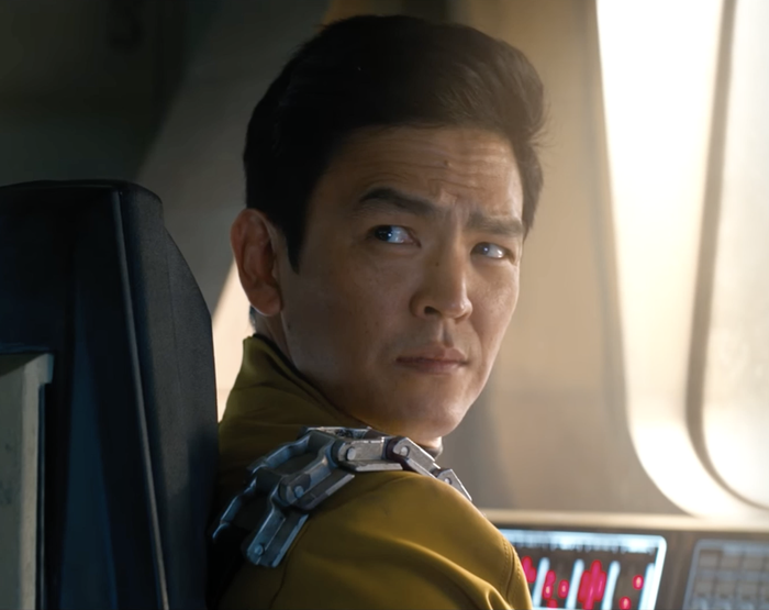 John Cho in Star Trek Beyond.