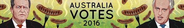 Australia Votes 2016