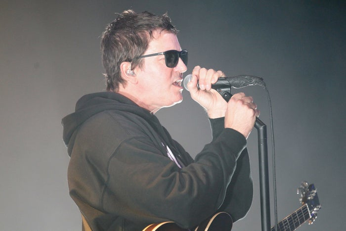 Third Eye Blind frontman Stephan Jenkins.