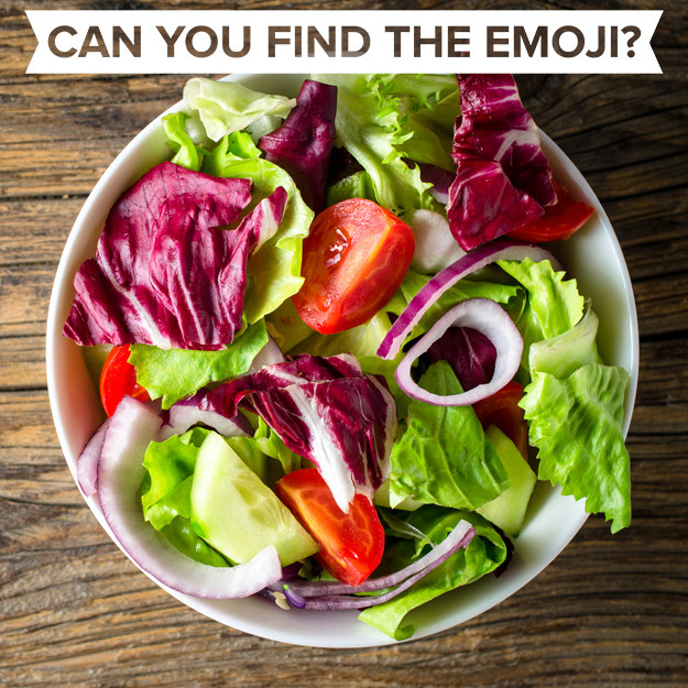Can You Spot The Emoji In These Food Photos?