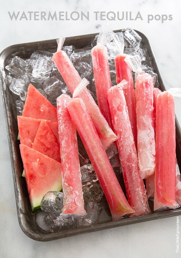 21 Frozen Treat Ideas That'll Help You Beat The Heat