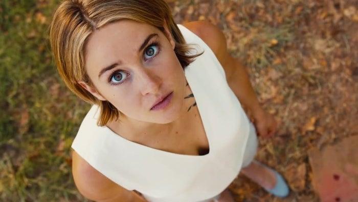 """Shailene Woodley in """"Allegiant"""""""