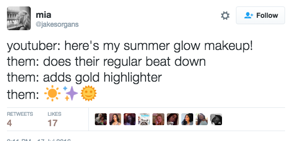 And tbh, working out what a summer makeup look is can be pretty hard.