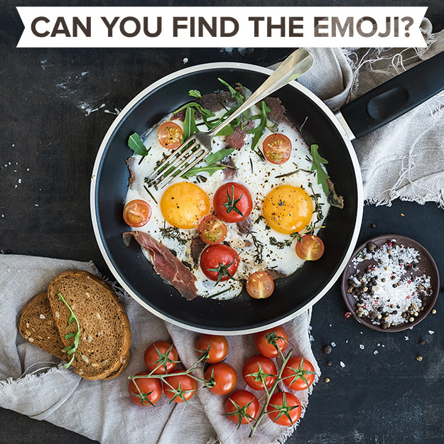 Can You Spot The Emoji In These Food Photos? - Viraltor