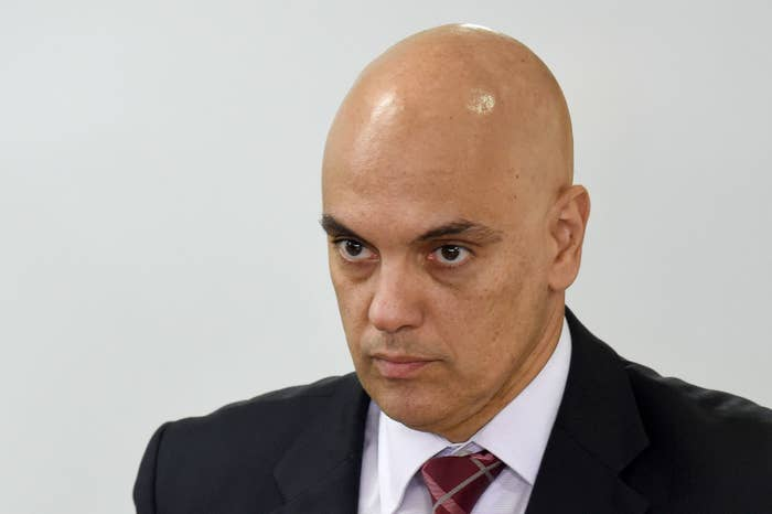 Brazilian Minister of Justice Alexandre de Moraes, speaking at a press conference on Thursday morning, told reporters that the arrests did not increase the risk of terrorism during the Olympics and that the main concern during the event remains the fight against crime in Rio.