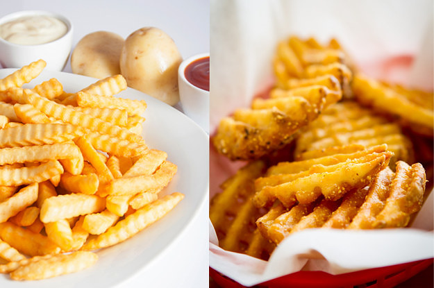 We Know Your Exact Age Based On Your Taste In French Fries