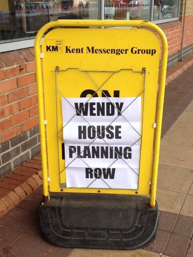 It's clear we can't trust the media – they're in league with the Wendy house establishment.