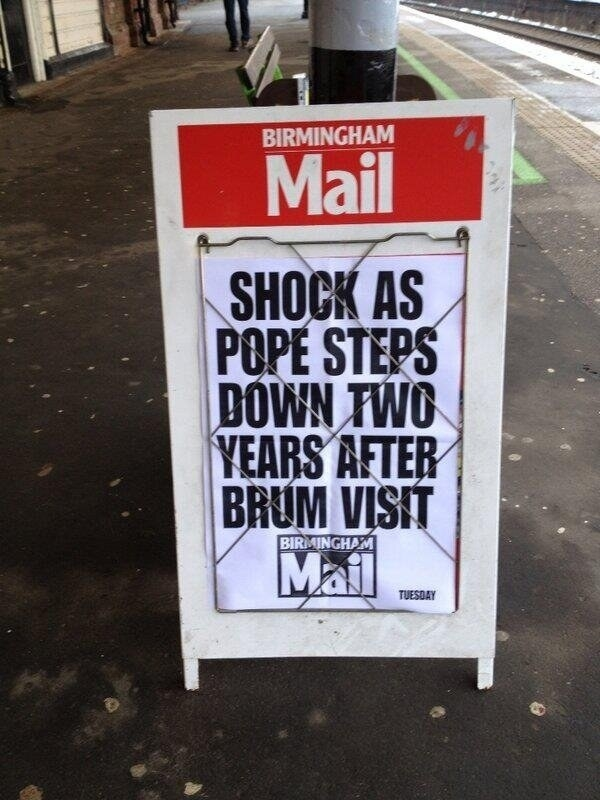 At the end of the day, local newspapers are doing fierce, powerful work trying to uncover the TRUTH and it just goes ignored by the national media.