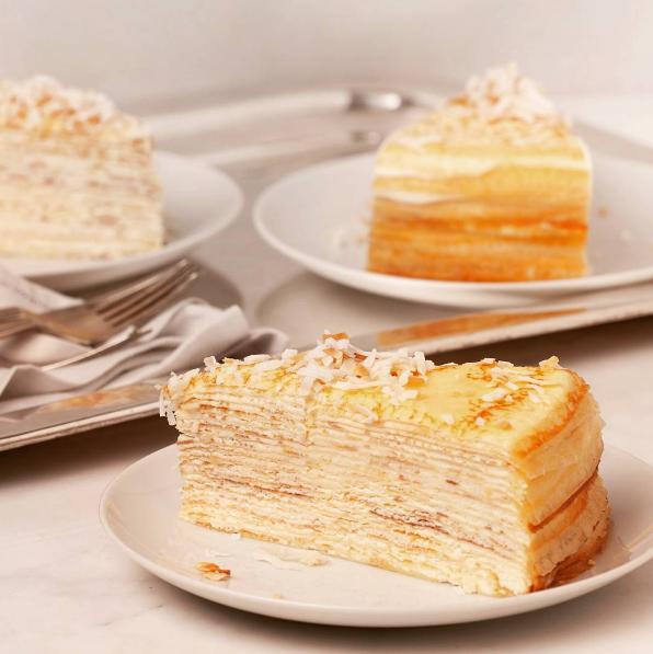 Mille Cake Mango Nyc