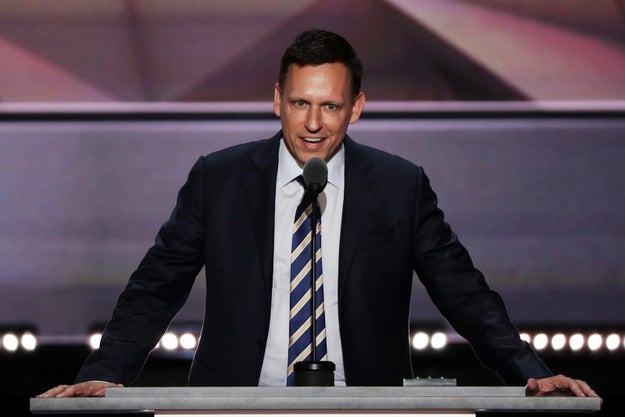 Will The Real Peter Thiel Please Stand Up?