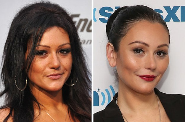 """Here's How Much The Cast Of """"Jersey Shore"""" Has Changed Since Season 1"""