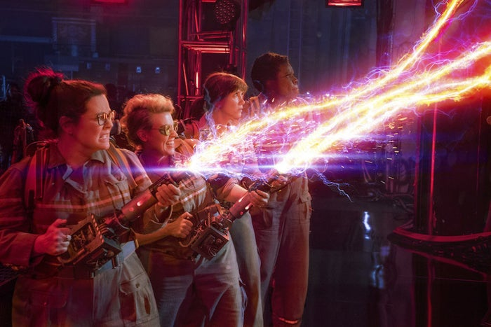 After its difficult road to theaters, Ghostbusters has finally come out. Director and co-writer Paul Feig and co-writer Katie Dippold speak to Kate Aurthur about why the movie became a cause célèbre among misogynists. (Spoilers abound!) Read it at BuzzFeed News.