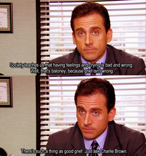 times michael scott from the office made us burst out laughing