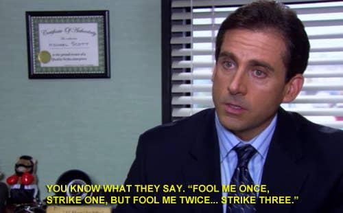 24 Times Michael Scott From \