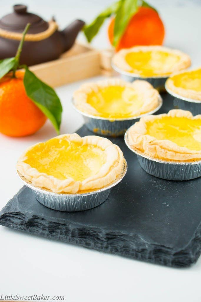 23 chinese inspired dishes thatll make you quit takeout forever chinese egg tarts recipe here forumfinder Gallery