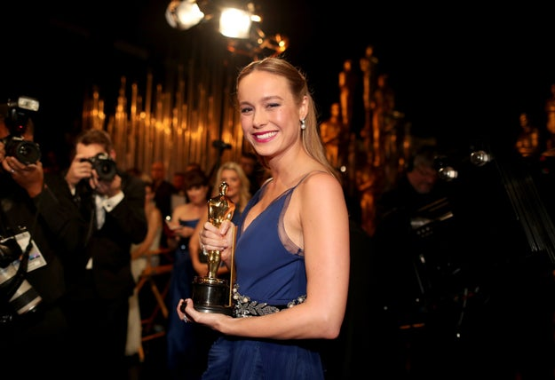 Brie Larson Is Going To Be Captain Marvel And People Are Freaking Out