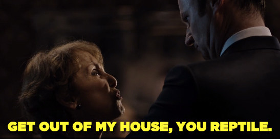 Oh, and let's please take a moment to admire Mrs. Hudson taking NONE of Mycroft's shit.