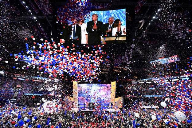 Republican Convention Media Team Struggled With Tech Problems As Volunteers Quit