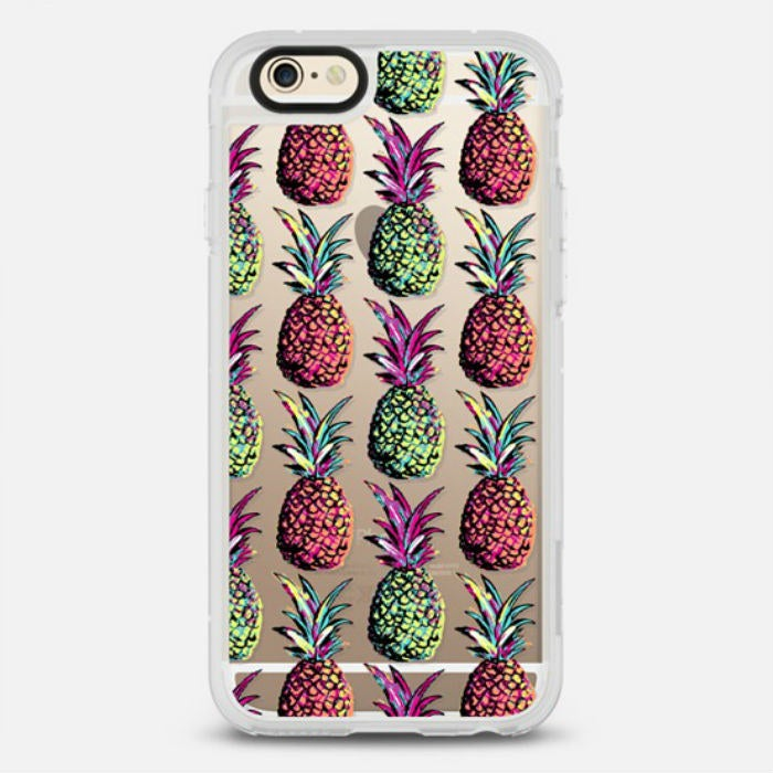 Go ahead and add some tropical vibe to your smartphone. Bonus? This durable hardshell exterior that's co-molded with a soft, impact-absorbing inner layer will help protect your gadget from drops and scratches. Get it here for $40.