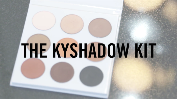"""Kylie Jenner Is Launching A """"Kyshadow"""" Eyeshadow Palette"""