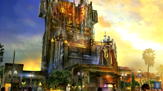 """A """"Guardians Of The Galaxy"""" Ride Is Coming To Disney California Adventure Park"""