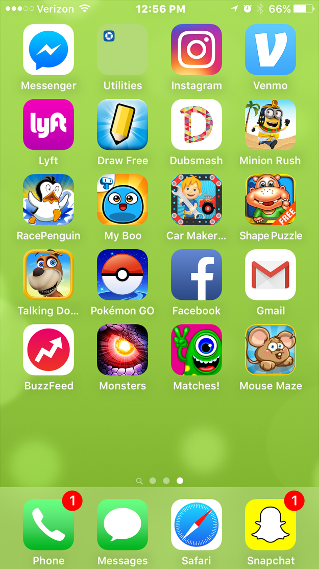 You have no memory on your phone because it is filled with kiddie apps.