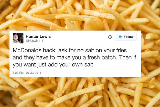 22 Secrets McDonald's Employees Would Never Tell You