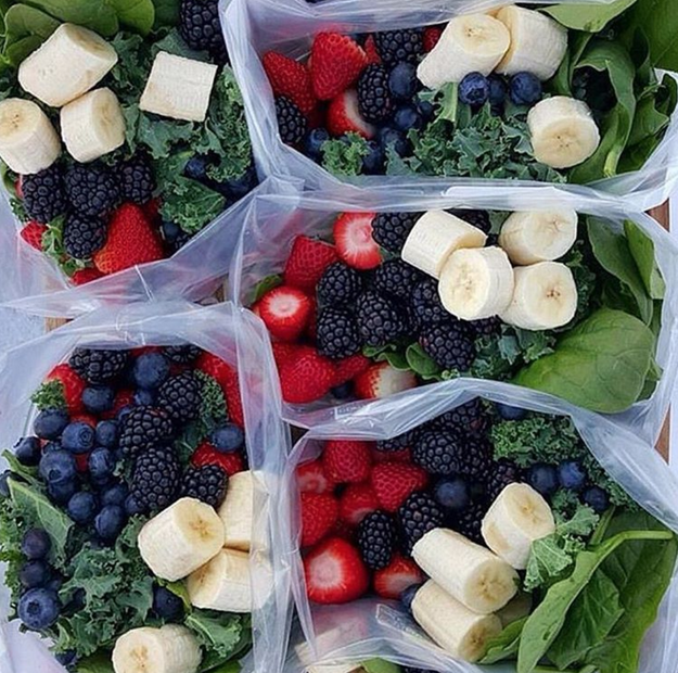 These smoothie packs that will make your mornings so much easier.