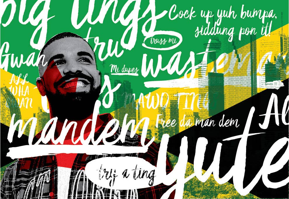 Where did drakes jamaican accent come from share on facebook share sciox Gallery
