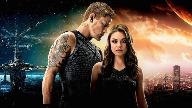 "Mila Kunis Tried To Explain The Plot Of ""Jupiter Ascending"" And Simply Could Not"