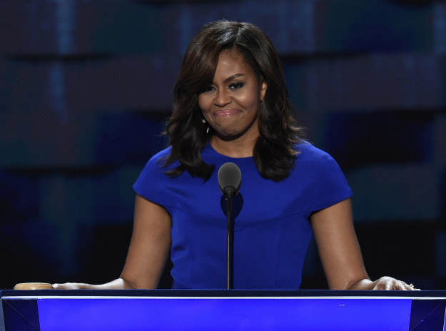 People Really Want Michelle Obama To Run For President