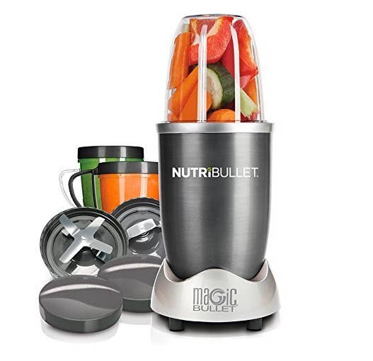 Gift Ideas For Pas Of The Bride And Groom Source 9 A Magic Bullet Mixer That Ll Send Them Into State Blended Bliss