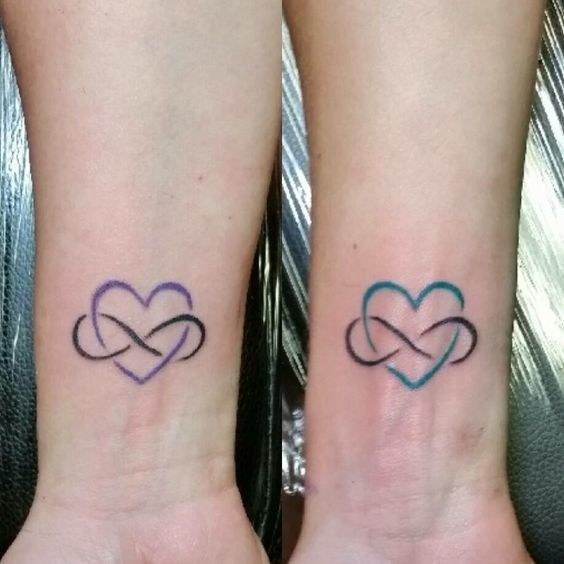 Love Mom Tattoo Forearm: 21 Cool Ideas For Tattoos To Get With Your Mom