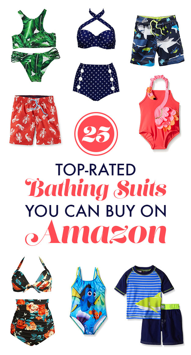 Here Are The Top-Rated Bathing Suits On Amazon