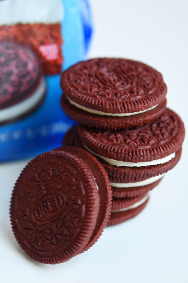 "Oreo-ly?Most promising review: ""Someone should slap the s*** out of Oreo for making these Limited. I cant go back to regular Oreos after eating these. I have a full pack of REGULAR Oreos and haven't eaten not one. I NEED THOSE COOKIES!! AHHH! I'm addicted to them."" –RomanCheck out our taste test of them here."