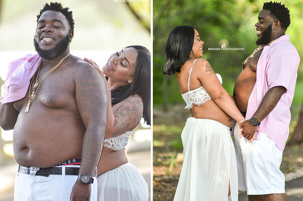 bless this couple s hilariously adorable pregnancy photo shoot