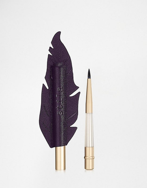 Who knew eyeliner could be so beautiful?