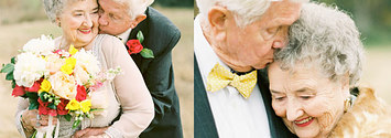 These Grandparents Had A Photoshoot To Celebrate Being Together 63 Years