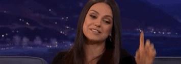 Mila Kunis And Ashton Kutcher Bought Their Wedding Bands On Etsy
