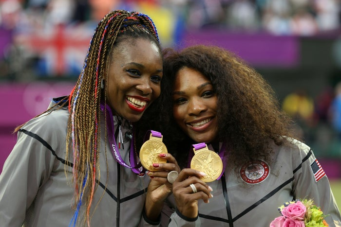 At this year's summer Olympics in Rio, Simone Biles and Gabby Douglas are poised to serve up some serious competition in gymnastics. Lia Neal and Simone Manuel are making history as the first black women duo on the Olympic swim team. Venus and Serena need no introduction (or last name). They are shining stars in a world that doesn't often shout out black women's achievements. But we been here, showing up and showing out. Here's just a handful of the black American women who have competed at the Olympics throughout history, kicking ass and taking names the whole time.